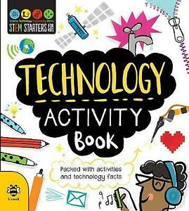 (Very Good)-Technology Activity Book (STEM series) (STEM Starters for Kids) (Pap