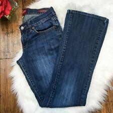 Lucky Brand Women's Zoe Boot Light Wash Denim Jeans Size 4 / 27 Regular