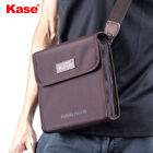 Kase Canvas Protector bag for 150mm/170mm Square Filters  Can hold 10 Filters