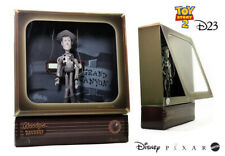 Toy Story Woody's Roundup Television Set Disney Mattel Limited Edition D23