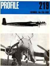 AERONAUTICA AIRCRAFT Publications Profile 219 - Heinkel He 219 Uhu -  DVD