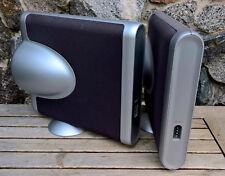 2 Piece KEF KIT 100 S Satellite Speakers sp3421 Instant Theatre Speaker