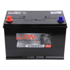 MF58514 334 Car Battery 3 Years Warranty 95Ah 700cca 12V Electrical By Lion