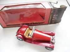 Matchbox Models of Yesteryear Y3-3 1934 Riley MPH c1970's, Boxed, Excellent