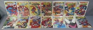 SPIDER-MAN: MAXIMUM CARNAGE #1-14 Full Set Marvel Comics Venom, Web, Spectacular