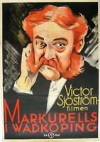 DVD Markurells i Wadköping (Victor Sjöström,1931)  Pauline Brunius,  Sture Lager