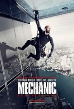 THE MECHANIC: RESURRECTION - 4K DISC ONLY - JASON STATHAM