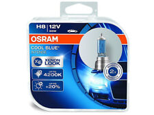 2x NEW OSRAM COOL BLUE INTENSE 4200K H8 64212CBI HEADLIGHTS FOGLIGHT BULBS
