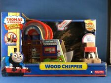 FISHER-PRICE THOMAS & FRIENDS WOODEN RAILWAY Y4094 WOOD CHIPPER