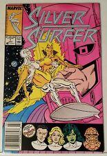 SILVER SURFER # 1 - MARVEL COMICS - JULY 1987