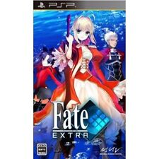 Used PSP Fate / Extra  SONY PLAYSTATION JAPAN IMPORT