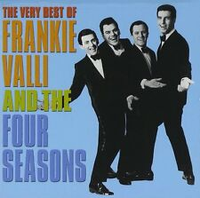 FRANKIE VALLI & THE FOUR SEASONS - VERY BEST OF  (CD) Sealed