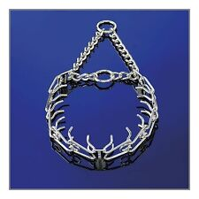Sprenger Chrome Ultra Plus Prong/Pinch Collar 4.0mm with Twin O Ring