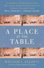 A Place at the Table: A Journey to Redicover the Real Jesus with Guidance of Var