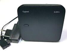 Gigaset SL400A Basisstation mit Anrufbeantworter TOP!!