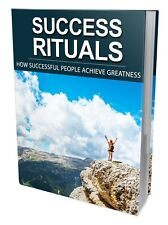 Success Rituals Pdf Ebook with Master Resell Rights to Achieve Greatness