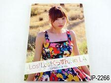 Kusuda Aina (Nozomi CV) Los! Los! Kussun in LA Photobook Angeles Book US Seller
