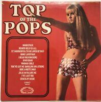 Top Of The Pops WOODSTOCK Record Vinyl LP (20)
