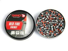 GAMO RED FIRE ENERGY PELLETS 0.51g CAL. 4,5MM .177 125 pcs Balines Plombs Kugeln