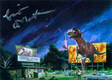 "Artists' Choice Vincent di Fate Autograph ""It Came from the Drive-In"""