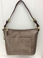 Hobo Bag Genuine Leather Charlie Cobblestone Purse Handbag New Retail $228