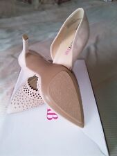 JustFab ladies nude high heeled shoes