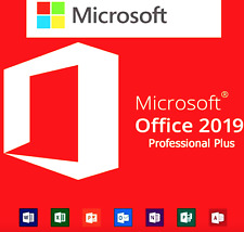 Microsoft Office 2019 Professional Plus for Windows 32/64Bit | 0-Sec Delivery🔥