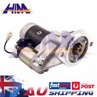 Starter Motor for Holden Rodeo TF 4WD Turbo 4JA1 4JB1-T 2.5L 2.8L 3.0L Diesel
