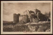cartolina GORIZIA il castello