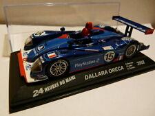 24H37M Coche 1/43 IXO 24 Horas Le Mans: Dallara Oreca 2002 #15