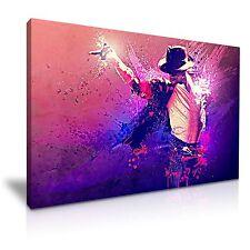 Michael Jackson a muro ART PICTURE PRINT 76x50cm