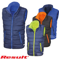 Childrens Polatherm Fleece Bodywarmer Result Kids