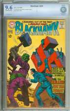 BLACKHAWK #239 CBCS 9.6 OW/WH PAGES