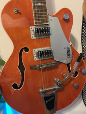 Gretsch G5420t electromatic Bigsby Hollow body guitar