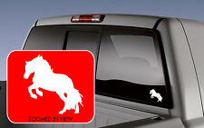 Horse Decal Car Window Decal Vinyl Lettering Laptop Sticker Horse 1