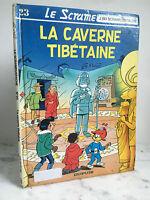 la caverne Tibétaine Le scrame Dupuis 23 1992
