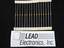 25 pcs XICON 147-72-104 MLCC .1uF 50V 10% Z5U  axial  ceramic capacitors