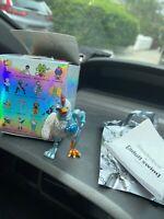 "Kidrobot Adult Swim Series 1 Robot Chicken 2"" Vinyl Figure Cartoon Network 2/25"