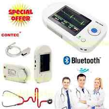 Bluetooth Electronic Diagnostic Visual Digital Stethoscope ECG SPO2 PR CMS-VESD