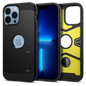 For iPhone 13 Pro Max Pro Mini Case   Spigen [ Tough Armor ] Shockproof Cover