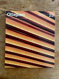 Rivista Ottagono n. 23, mai sfogliato