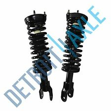 New Set (2) Left and Right Complete Front Quick Struts & Coil Springs