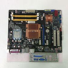 ASUS P5N-D, LGA775 Socket Motherboard + Intel Core 2 Extreme + IO Plate