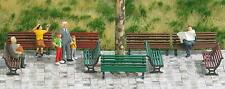 Busch Platform or Park Benches 1149  HO& OO Scale