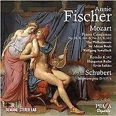 Mozart: Piano Concertos No. 20 K466, No. 22, K482, Rondo K382; Schubert: Impromp