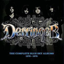 Derringer - Complete Blue Sky Albums 1976-1978 [New CD] UK - Import