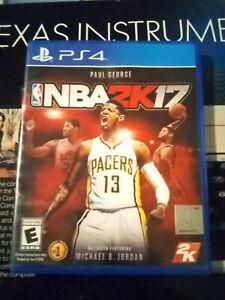 NBA 2K17 - 2016 Playstation 4