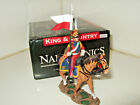 King & Country NA159 Napoleonics, A Dutch Lancer Advancing in 1:30 Scale