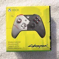Microsoft Xbox One Limited Edition Cyberpunk 2077 Wireless Controller