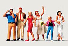 Personaggi Merten h0 (2543): riunione di famiglia